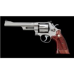 SW Model 624 (.44 Target) Double Action Revolver