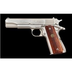 Sam Colt Commemorative MK IV Series 70 Semi-Auto Pistol