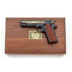 Colt Gov't Model John Browning Commemorative Semi-Auto Pistol