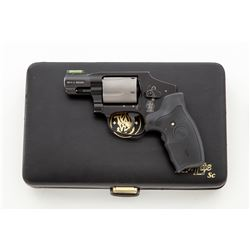 SW Model 340PD Airlite Sc Double Action Revolver
