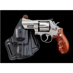 SW Model 624 Double Action Revolver