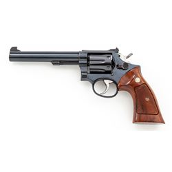 SW K-38 Target Masterpiece Double Action Revolver