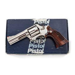 SW Model 586 Double Action Revolver