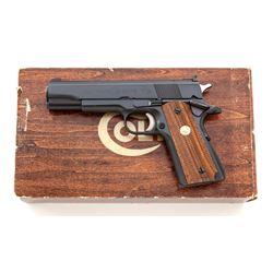 Post-War Colt Service Model Ace Semi-Auto Pistol