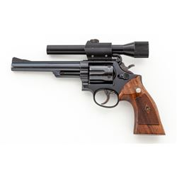 SW Model 53 Double Action Revolver