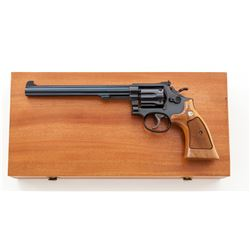 Cased SW Model 14-4 Double Action Revolver