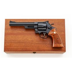Cased SW Model 29-2 Double Action Revolver