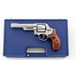 SW Model 657-4 Double Action Revolver