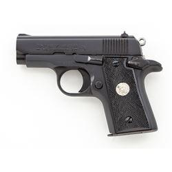 Colt Mustang MK IV Series 80 Semi-Auto Pistol
