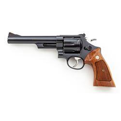 SW Model 25-2 1955 Target Model Double Action Revolver
