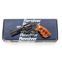 SW Model 17-6 K-22 Masterpiece Double Action Revolver
