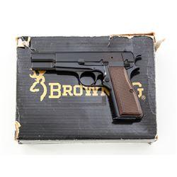Modern Browning High-Power Semi-Auto Pistol