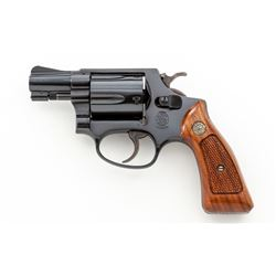 SW Model 37 Chief's Special Double Action Revolver