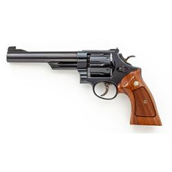 SW Model 25-2 (1955 Target Model) Double Action Revolver