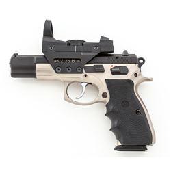 Limited CZ Model 75B Semi-Automatic Pistol