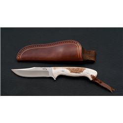 Nighthawk Custom Keith Murr Model 425 Knife