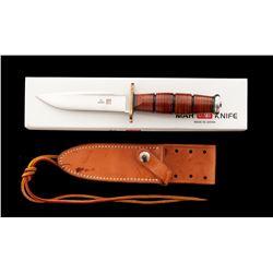 Vintage Al Mar #4020 Grunt I Military Style Knife