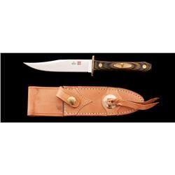 Vintage Al Mar #8507 Mini Bowie Knife