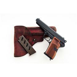 Czech Military CZ Model 52 Semi-Auto Pistol