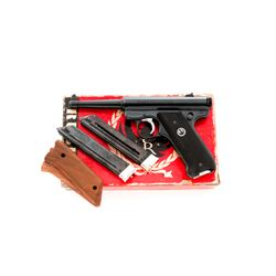 Early 70's Ruger Mark I Semi-Automatic Pistol