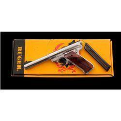 Ruger Mark II Target Semi-Auto Pistol