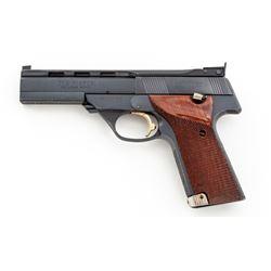 High Standard ''The Victor'' Semi-Auto Target Pistol