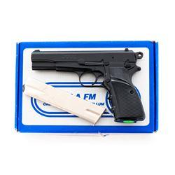 Argentine FM M90 Hi-Power Semi-Automatic Pistol