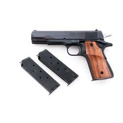 Colt Pre-Series 70 Gov't Model Semi-Auto Pistol