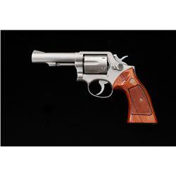SW Model 65 Double Action Revolver