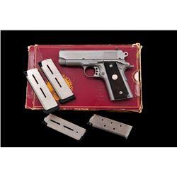 Colt MK IV Series 80 Officer's ACP Semi-Auto Pistol