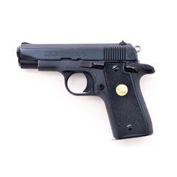 Colt MK IV Series 80 Gov't Model Semi-Auto Pistol