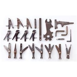 Lot of U.S. GI Tools