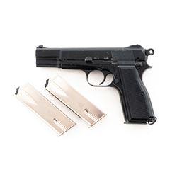 Inglis MK I* Semi-Automatic Pistol
