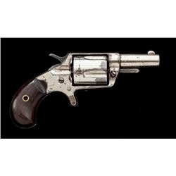 Colt New Line Spurtrigger Cartridge Revolver