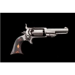Colt Model 1855 2nd Type Root Pocket Revolver