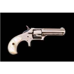 Remington Smoot's Pat. No. 2 Spurtrigger Revolver