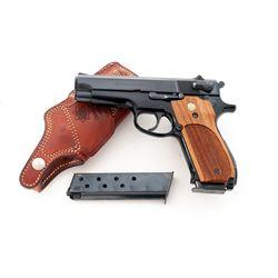 SW Model 39-2 Semi-Auto Pistol