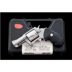 Charter 2000 Bulldog Pug Double Action Revolver