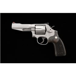 SW Performance Center 686-6 SSR Pro-Series Double Action Revolver