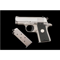 Colt Mustang Pocketlite Semi-Automatic Pistol