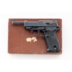 Manurhin Pistolet P4 Semi-Automatic Pistol