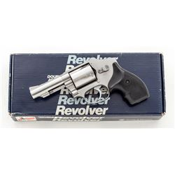 SW Model 640 Centennial Double Action Revolver