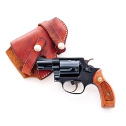 SW Model 37 Chief's Special Airweight Double Action Revolver