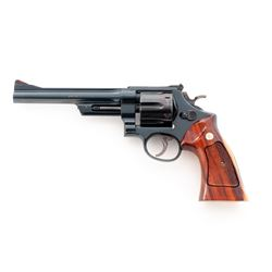 Converted SW Model 27-2 Double Action Revolver