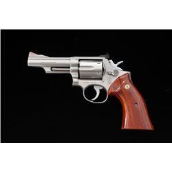 U.S. Border Patrol SW Model 66 Combat Magnum Revolver