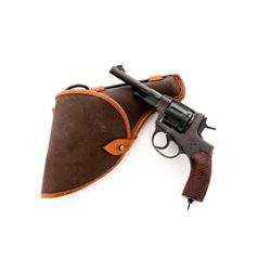 Soviet Model 1895 Nagant Double Action Revolver
