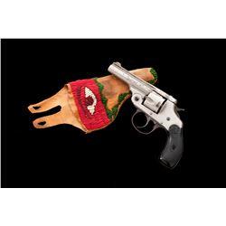 Iver Johnson ''Pinkerton'' Double Action Cartridge Revolver
