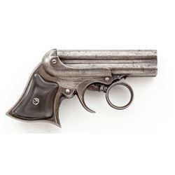 Remington Elliot's Pat. Double Action #2 Cartridge Derringer