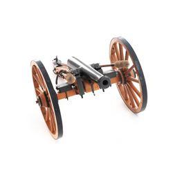 Miniature Civil War Era Cannon