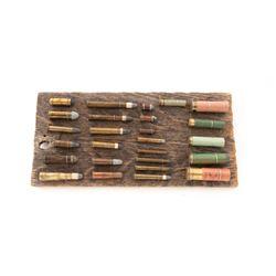 Vintage Bullet Board